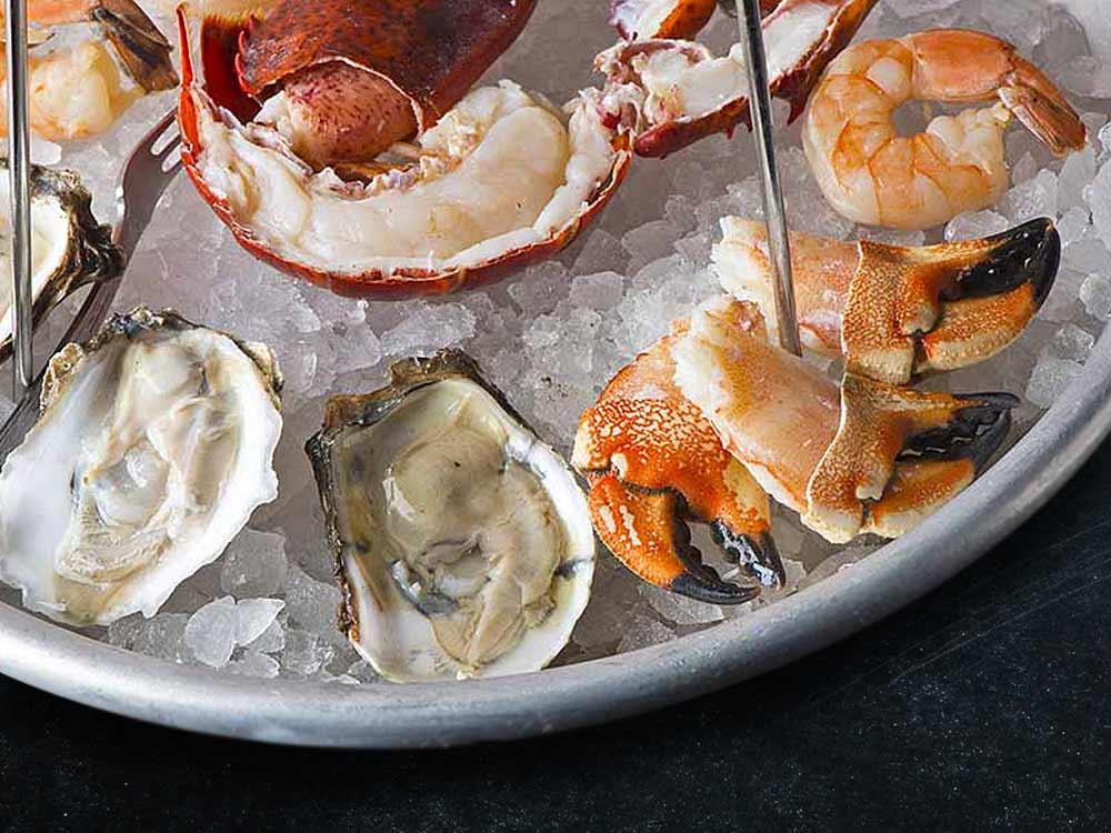 Deluxe Seafood Hamper