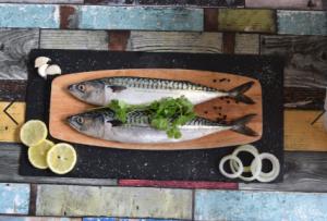 Fresh Cornish Mackerel
