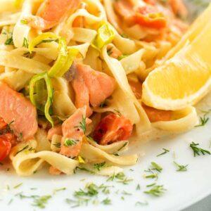 Seafood Taglatelli